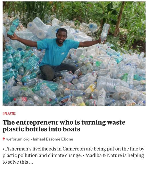 https://www.weforum.org/agenda/2020/10/q-a-madiba-nature-entrepreneur-plastic-waste-boats/