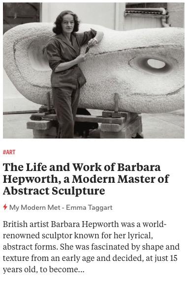 https://mymodernmet.com/barbara-hepworth/