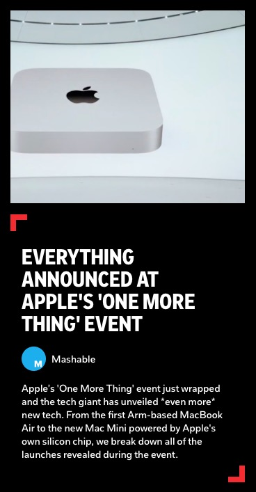 https://flipboard.com/@mashable/everything-announced-at-apple-s-one-more-thing-event-j4qamdr24ioa8aft