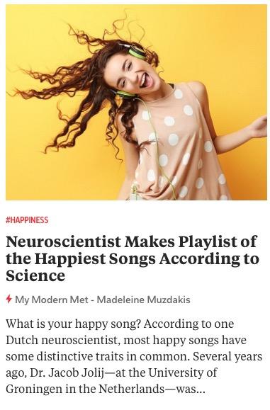 https://mymodernmet.com/10-happy-songs/