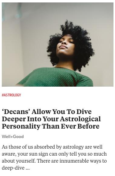 https://www.wellandgood.com/decans-astrology/