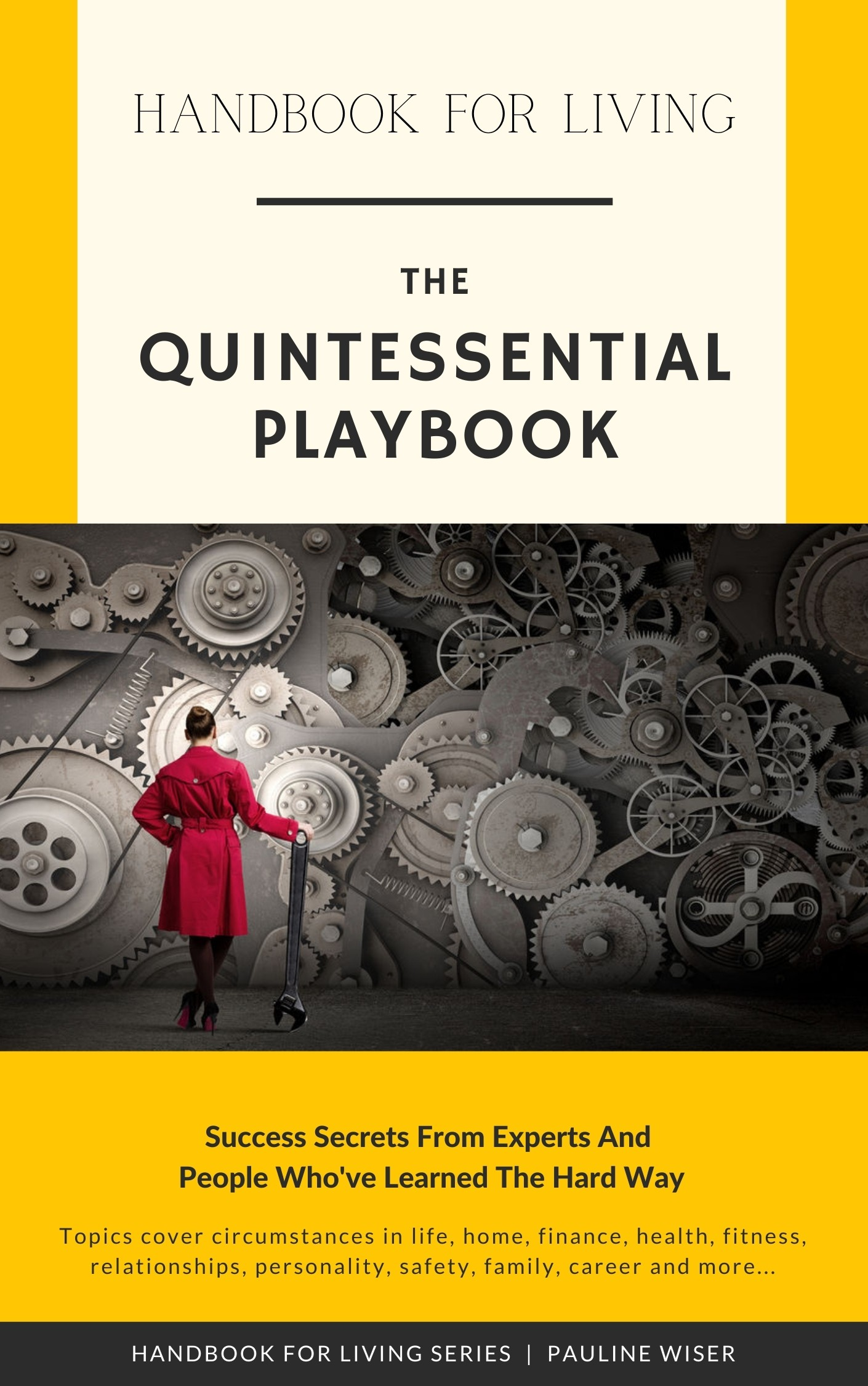 H4L - Quintessential - eBook Cover