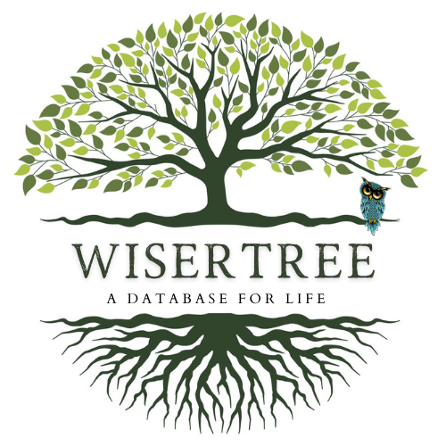 wisertree.com logo with tagline